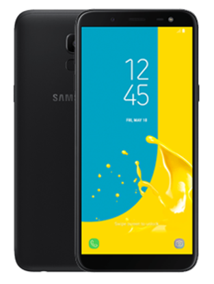 Picture of Samsung Galaxy J6 Black