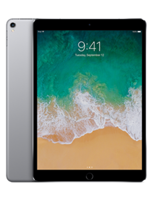 Picture of Apple iPad Pro 10.5 Wi-Fi Cellular 64GB Space Grey (MQEY2B)
