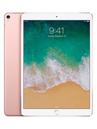 Picture of Apple iPad Pro 10.5 Wi-Fi Cellular 64GB Rose Gold (MQF22B)