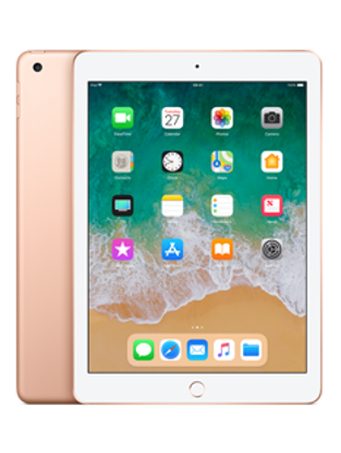 Picture of Apple iPad Wi-Fi Cellular 32GB - Gold (MRM52B)
