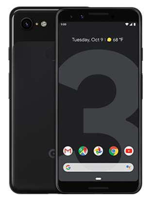 Picture of Google Pixel 3 64GB Just Black