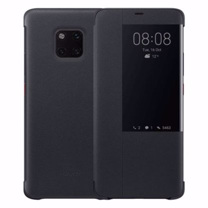 Picture of Huawei Huawei Smart View Flip Case for the Huawei Mate 20 Pro in Black