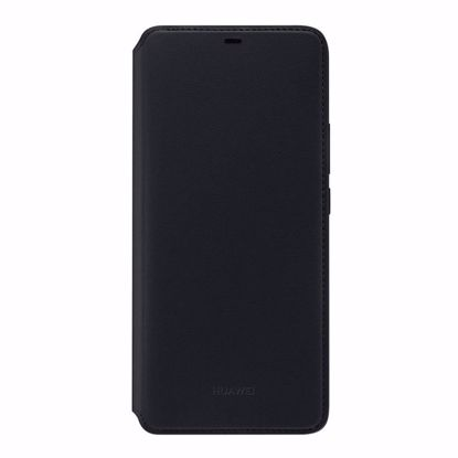 Picture of Huawei Huawei Wallet Cover Case for Huawei Mate 20 Pro in Black
