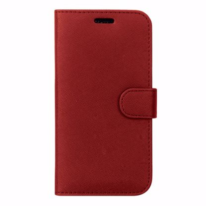 Picture of Case FortyFour Case FortyFour No.11 Case for Apple iPhone 8/7 in Cross Grain Red