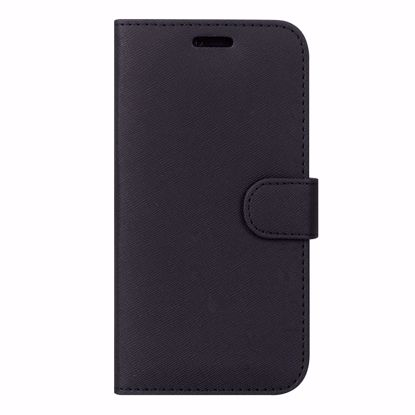 Picture of Case FortyFour Case FortyFour No.11 Case for Huawei Mate 20 Pro in Cross Grain Black