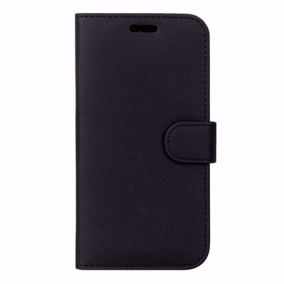 Picture of Case FortyFour Case FortyFour No.11 Case for Apple iPhone XS Max in Cross Grain Black
