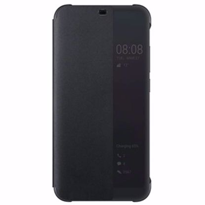 Picture of Huawei Huawei Flip Cover Case for Huawei Honor 10 in Black
