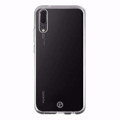 Picture of Redneck Redneck TPU Flexi Case for Huawei P20 in Clear - For Retail