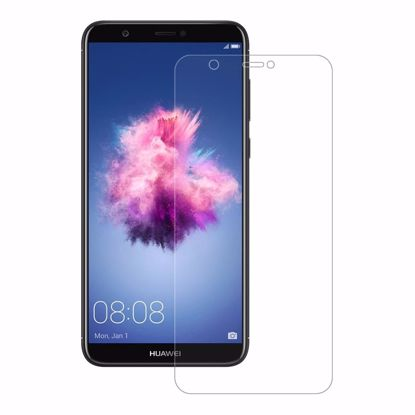 Picture of Eiger Eiger 3D GLASS Full Screen Tempered Glass Screen Protector for Huawei P smart in Clear