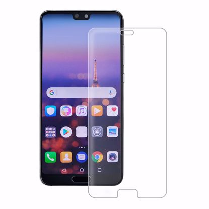 Picture of Eiger Eiger 3D GLASS Full Screen Tempered Glass Screen Protector for Huawei P20 in Clear