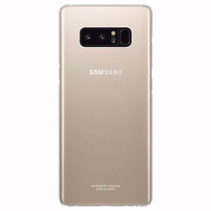 Picture of Samsung Samsung Clear Cover Case for Samsung Galaxy Note 8 in Transparent