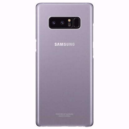 Picture of Samsung Samsung Clear Cover Case for Samsung Galaxy Note 8 in Orchid Grey