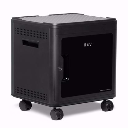 Picture of iLuv iLuv MultiCharger-X 10 Port USB Charging Dock in Black