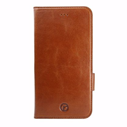 Picture of Redneck Redneck Leather Wallet Folio Case for Apple iPhone 6/6s Plus in Brown - For Online