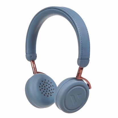 Picture of Vain VAIN STHLM Commute Wireless Headphones in Slate Blue