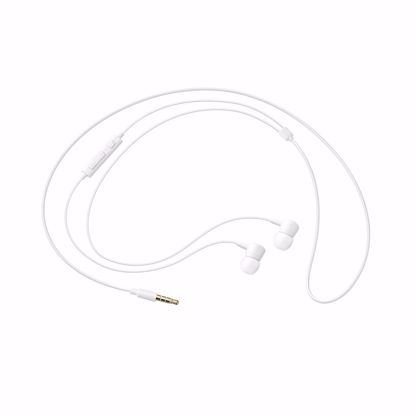 Picture of Samsung Samsung In-Ear Earphones with Remote and Microphone in White