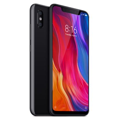 Picture of Xiaomi Mi 8 64GB Black