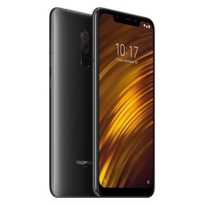 Picture of Xiaomi Pocophone F1 64GB Black