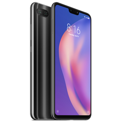 Picture of Xiaomi Mi 8 Lite 64GB Black