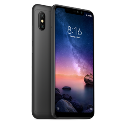 Picture of Xiaomi Redmi Note 6 Pro 32GB Black