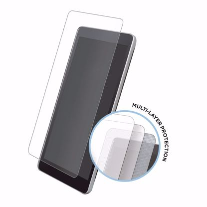 Picture of Eiger Eiger Tri Flex High-Impact Screen Protector (2 Pack) for Samsung Galaxy Xcover 4 in Clear