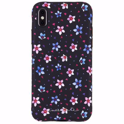 Picture of Case-Mate Case-Mate Wallpapers Case for Apple iPhone XS/X in Floral Garden