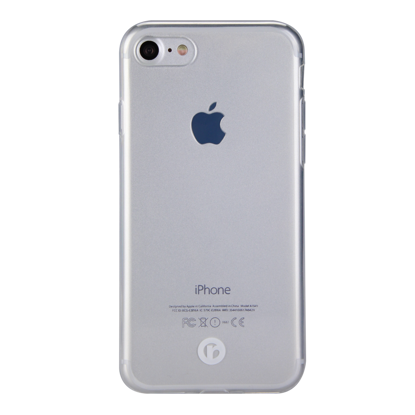 Picture of Redneck Redneck TPU Flexi Case for Apple iPhone 8 in Clear for Retail