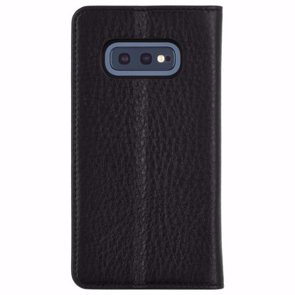 Picture of Case-Mate Case-Mate Wallet Folio Case for Samsung Galaxy S10 E in Black