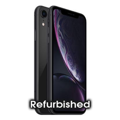 Picture of Refurbished iPhone XR 128GB Black