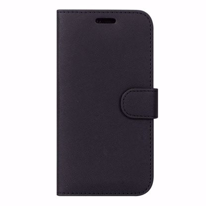 Picture of Case FortyFour Case FortyFour No.11 Case for Samsung Galaxy A40 in Cross Grain Black