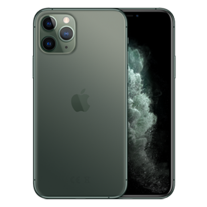 Picture of Apple iPhone 11 Pro 256GB Midnight Green (MWCC2B)