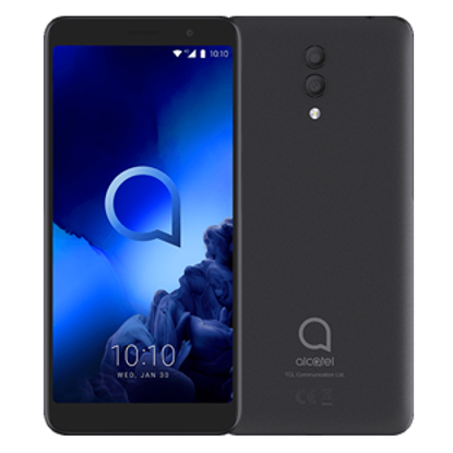 Picture of Alcatel 1X 2019 Black