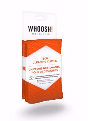 Picture of Whoosh Whoosh 3XL Tech Cleaning Cloths (3 Pack)