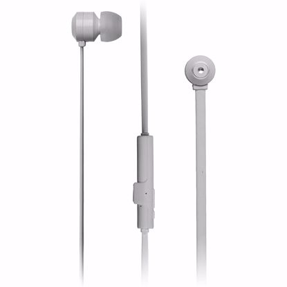 Picture of Trade KitSound Ribbons Bluetooth In-Ear Earphones in Silver