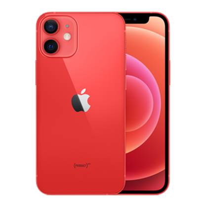 Picture of Apple iPhone 12 mini 64GB (PRODUCT)RED (MGE03B)