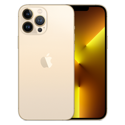Picture of Apple iPhone 13 Pro Max 256GB Gold (MLLD3B)